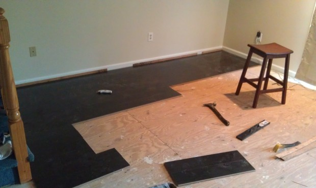 diy wood laminate flooring